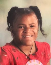 Aiesha Bradley of Heath, Ohio, February 19, 1999 – August 14