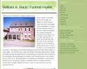 William A Bautz Funeral Home